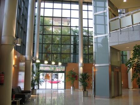 Tanatorio Campanar - Atrium
