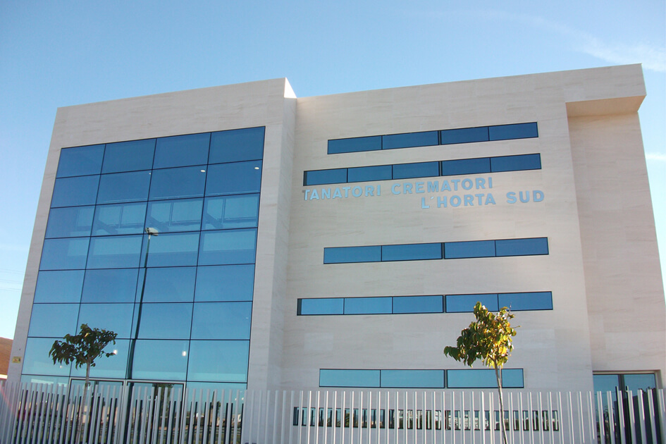 Tanatorio Crematorio L' Horta Sud