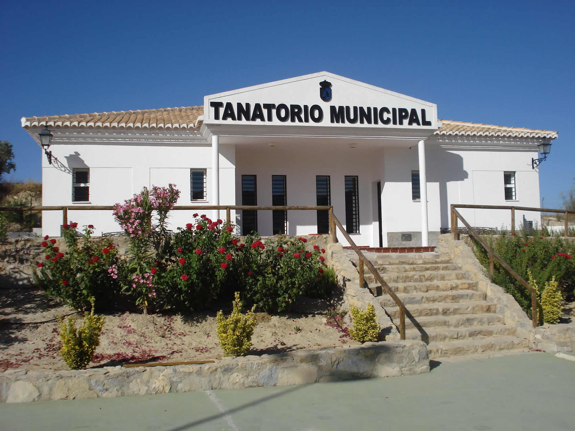 Tanatorio Municipal de Algarinejo