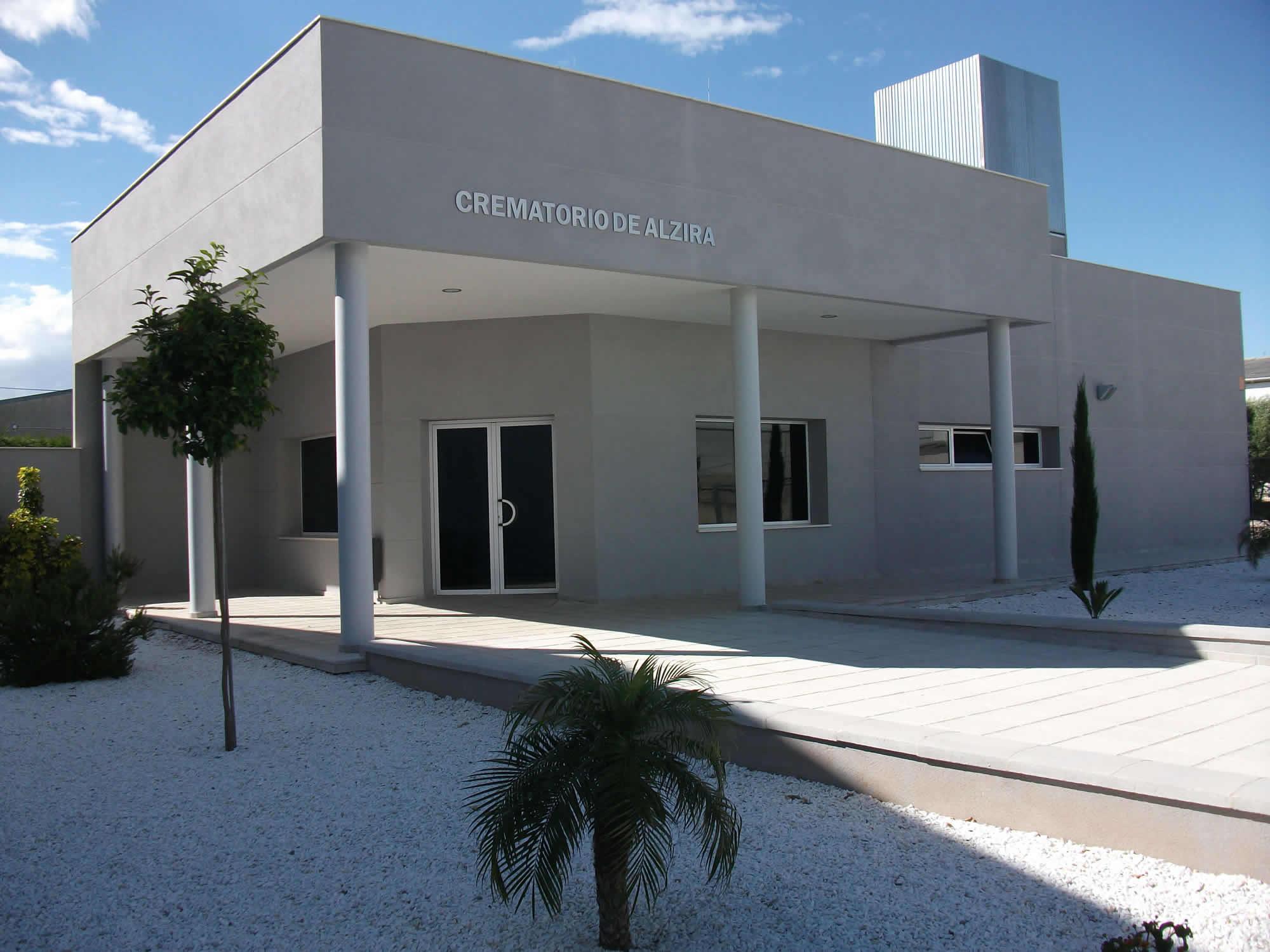Tanatorio Crematorio de Alzira