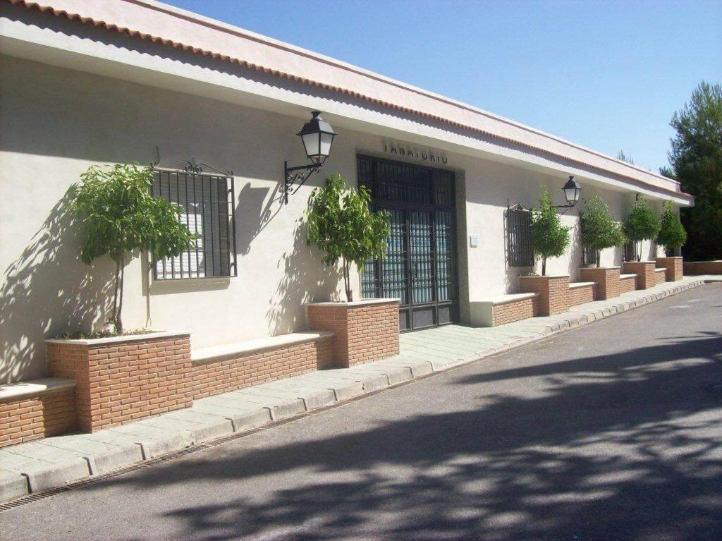 Tanatorio de Fuensanta de Martos, Jaén | Grupo ASV