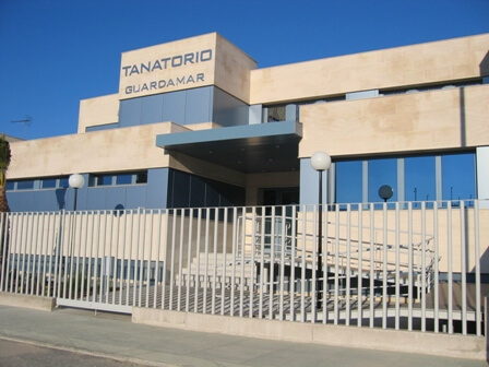 Tanatorio de Guardamar