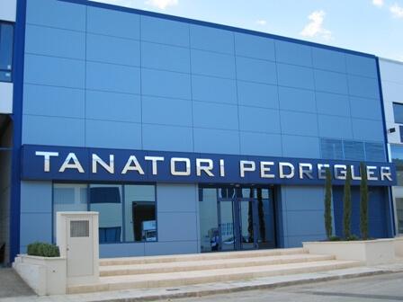 Tanatorio de Pedreguer