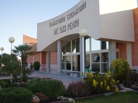 Tanatorio Crematorio de San Pedro