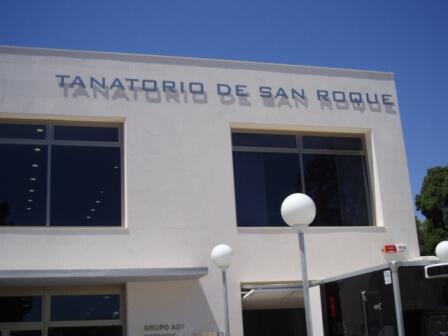 Tanatorio de San Roque