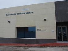 Tanatorio de Sierra de Yeguas