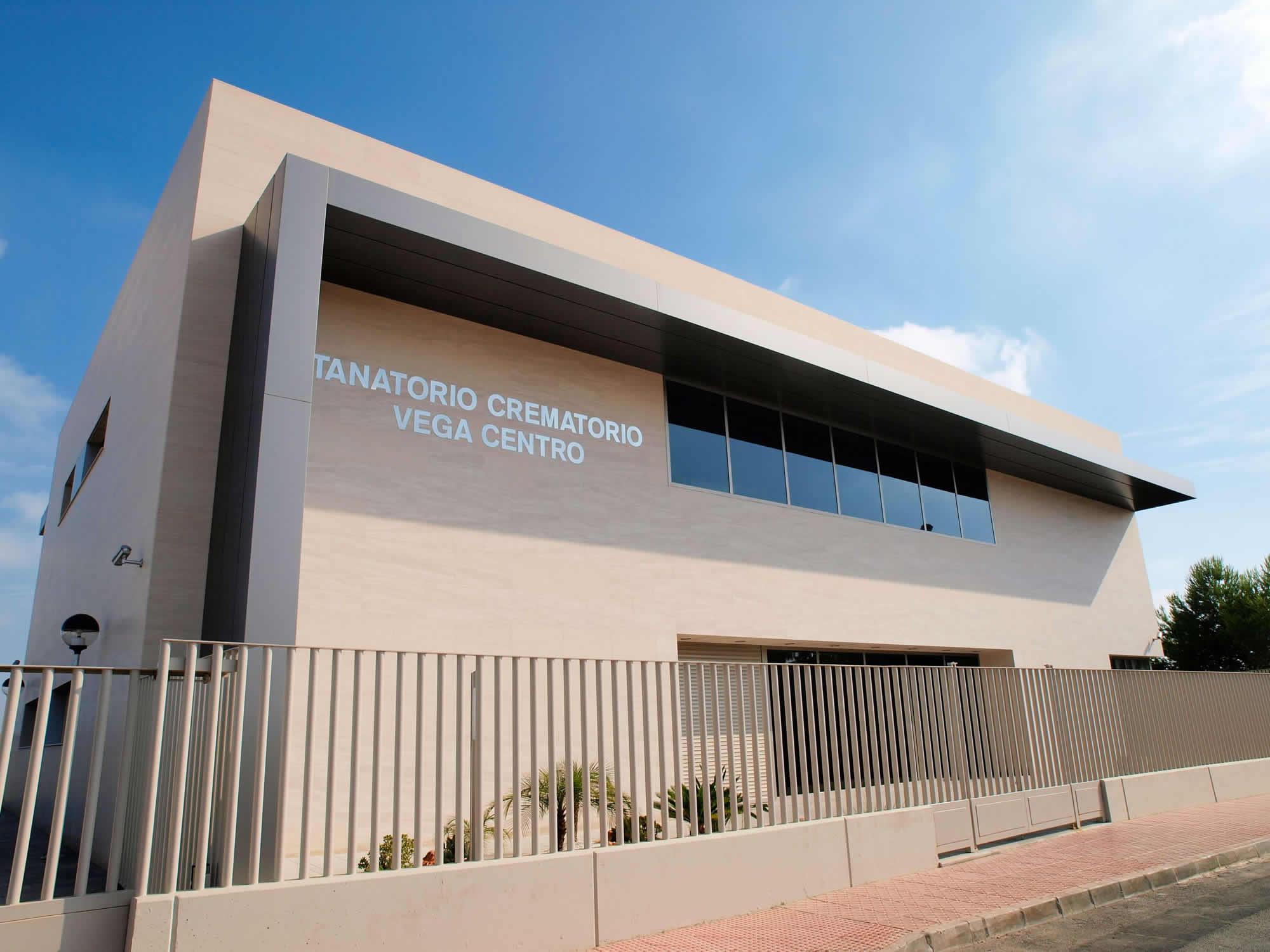 Tanatorio Crematorio Vega Centro