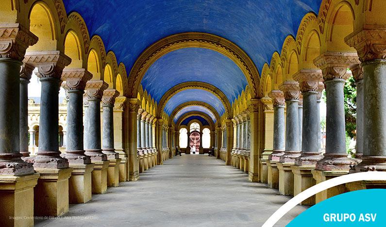 La ruta de los cementerios más emblemáticos de España