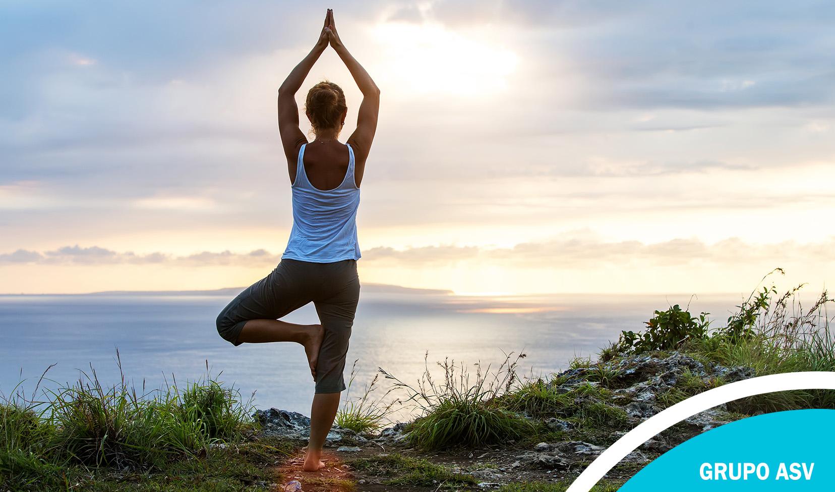 El yoga como práctica que puede ayudar en el proceso de duelo