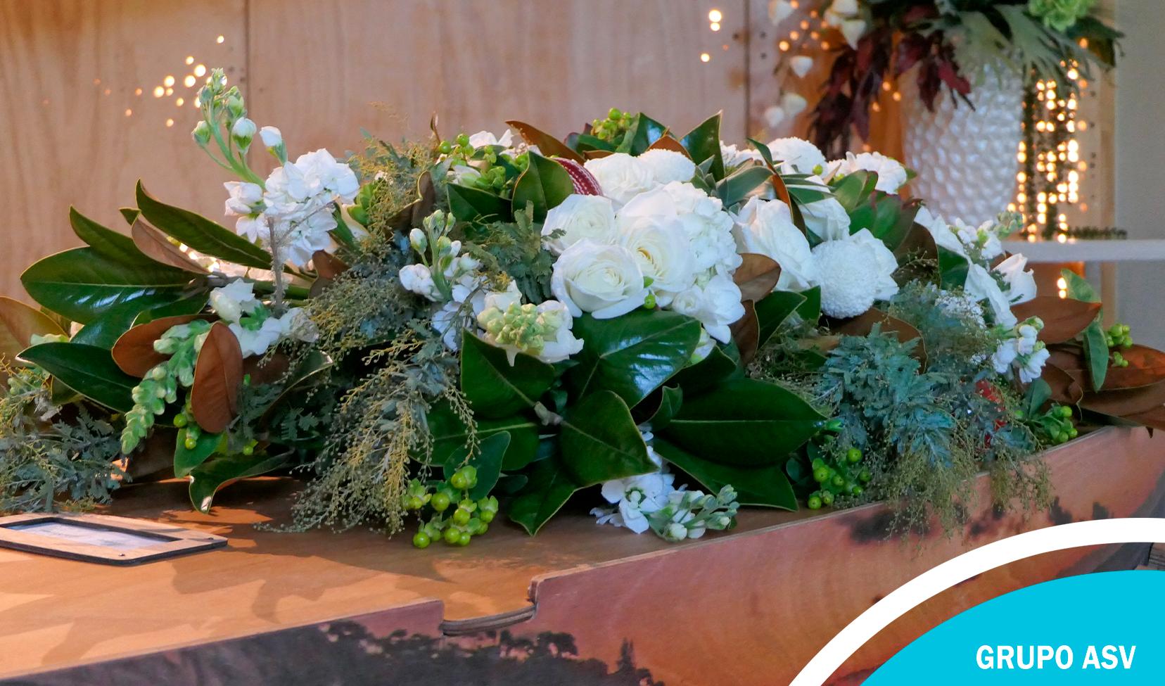 Arte floral funerario: la ofrenda más antigua