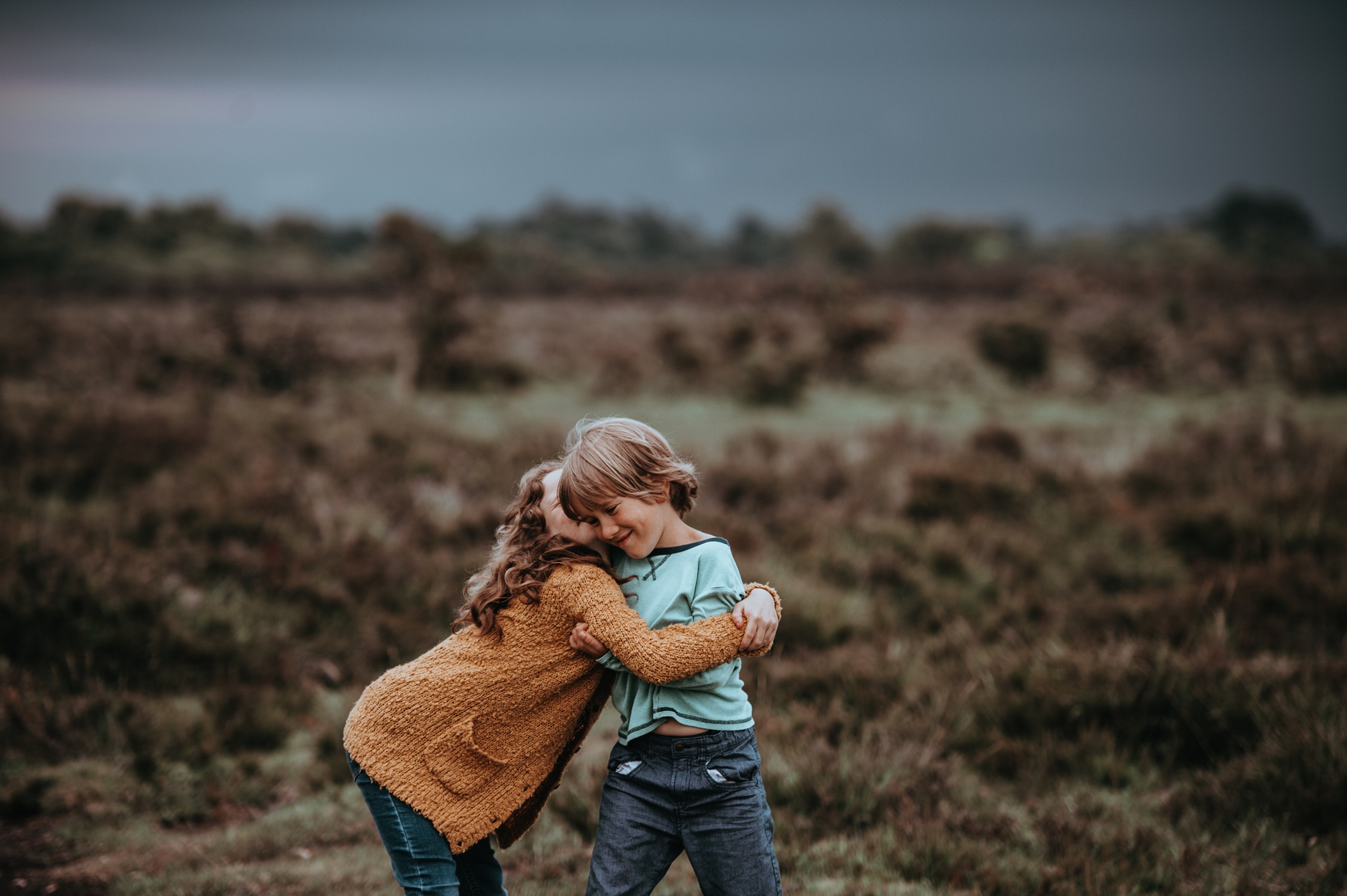 ¿Cómo ayudar a un niño a superar el duelo?