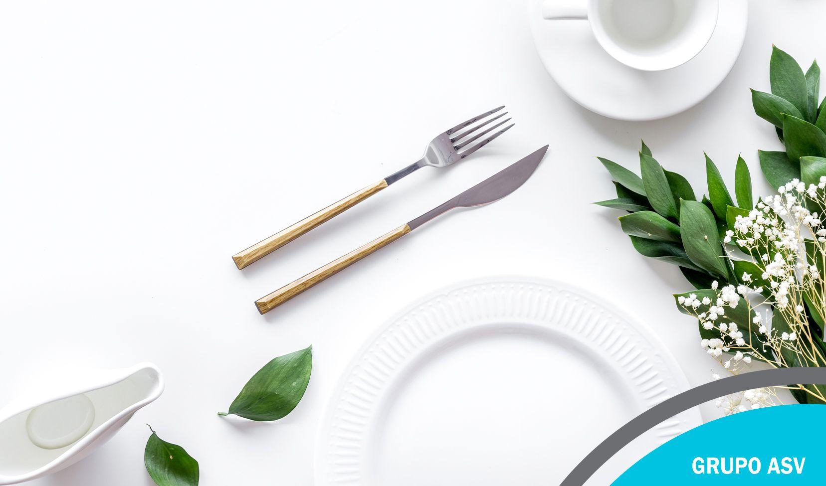 Banquetes: una manera de agradecer el apoyo en el duelo.
