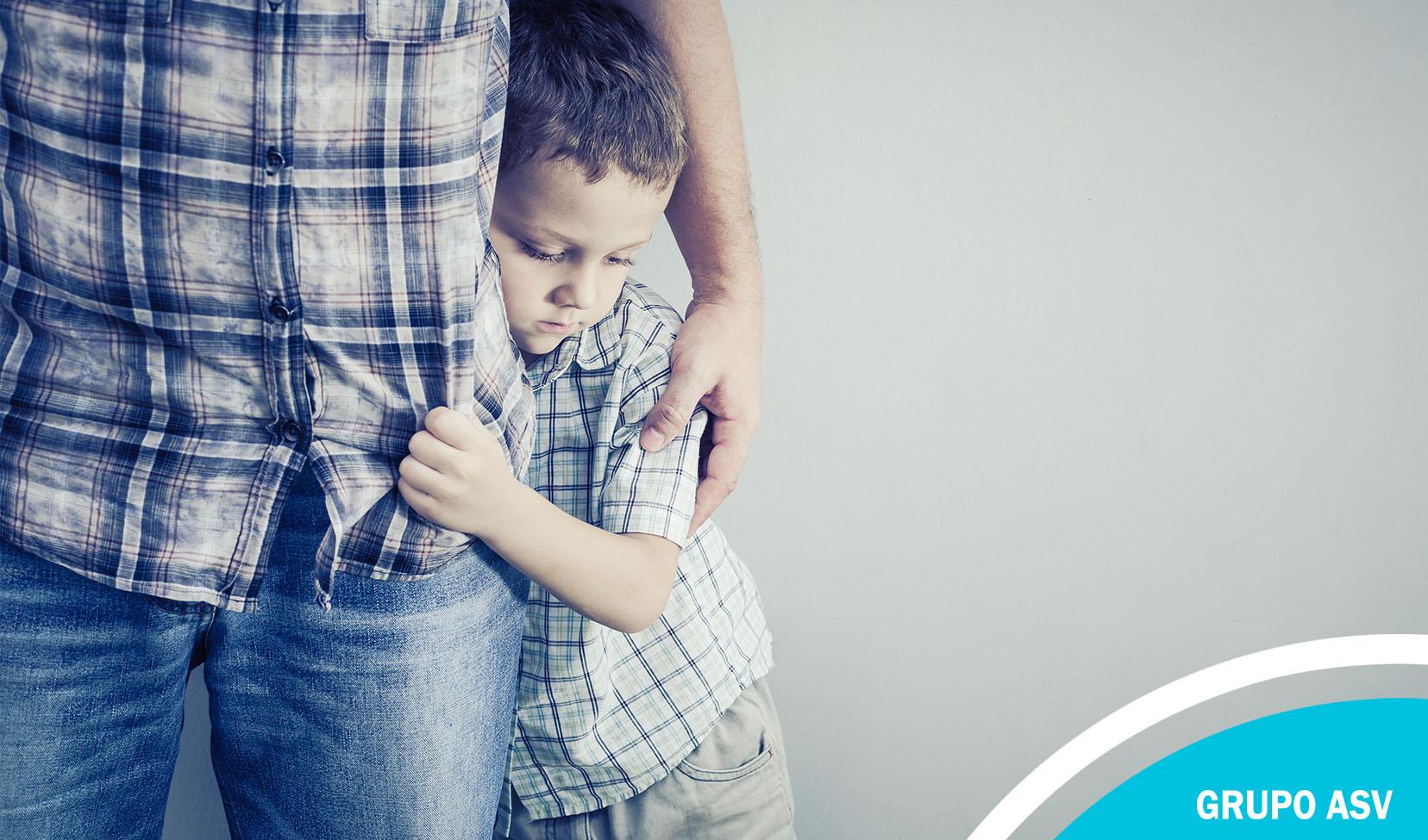 Cómo actuar con los niños en duelo y en casa