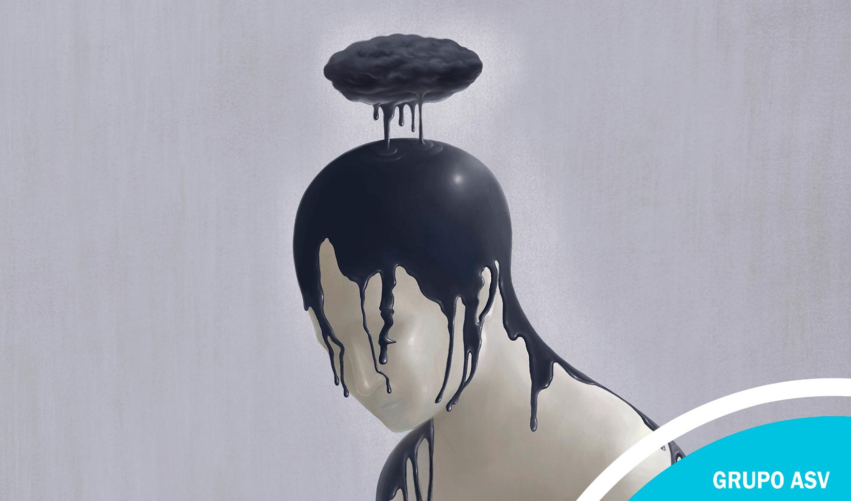7 cuadros que expresan emociones de duelo