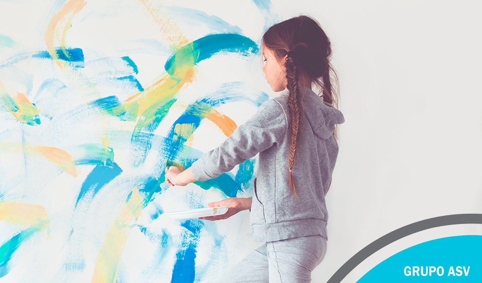 Expresar emociones a través del arte