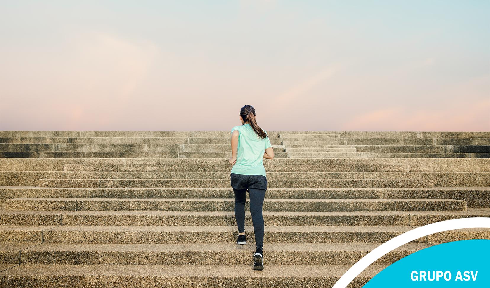 Hacer ejercicio como terapia de duelo.