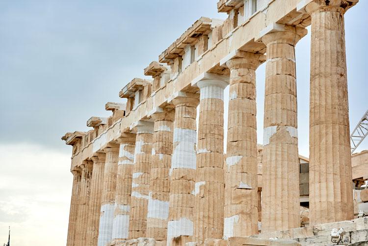 Muerte en la antigua Grecia: ritos y costumbres más allá del funeral