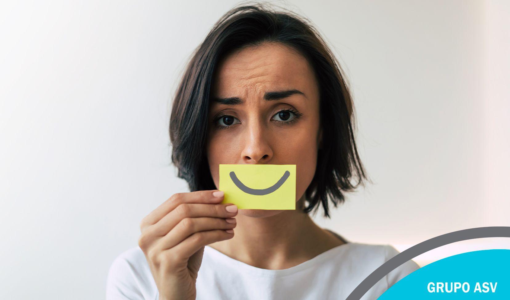 Reacciones inapropiadas: la risa nerviosa