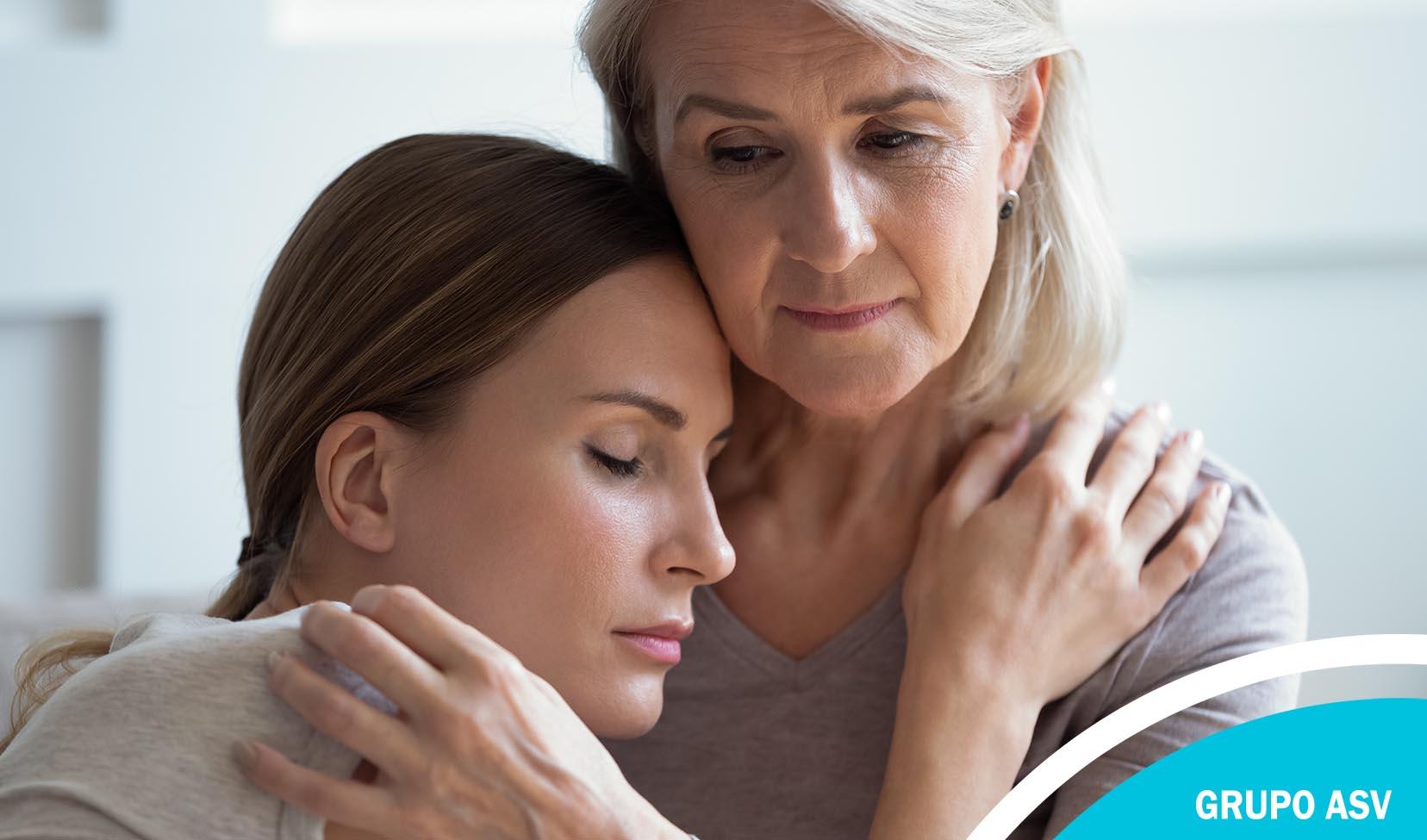 ¿Cómo podemos ayudar durante el duelo, incluso si no estamos presentes físicamente?