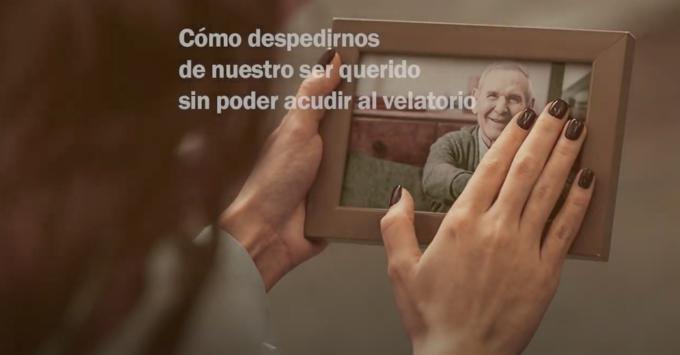 Imagen vídeo Cómo despedirnos de nuestro ser querido sin acudir al velatorio