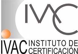 Acreditación del Instituto Valenciano de Certificación (IVAC)